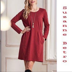 Pocket Accent Tunic Dress